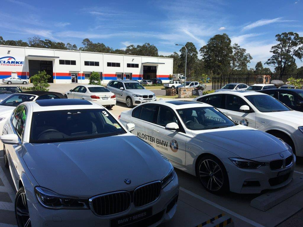 SEE BMW Suppliers Tour – The Fleet!