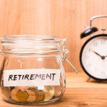 Quit saving for retirement