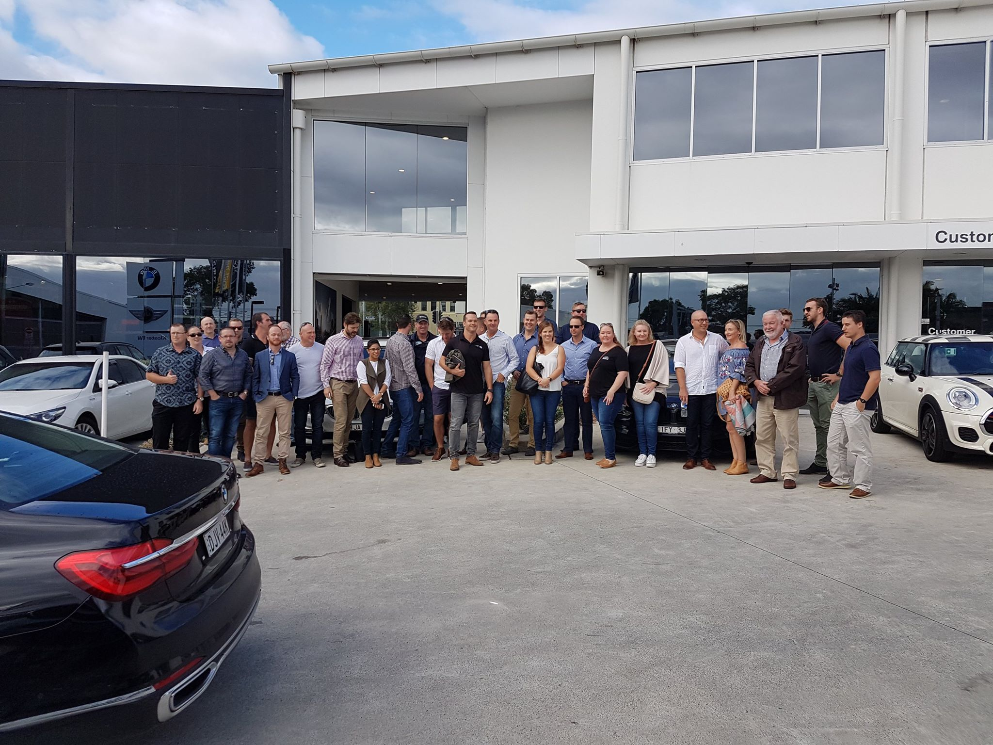 2017 BMW Suppliers Tour