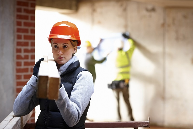 Women in building